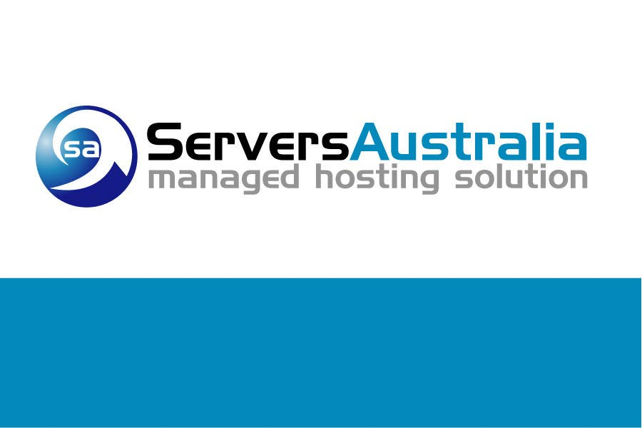 Konkurrenceindlæg #38 for Logo Design for Servers Australia