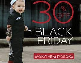 #123 for banner for Black Friday sale af saifulalam1704