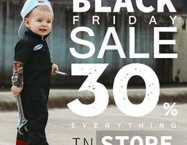 #17 for banner for Black Friday sale af almaktoom