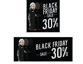 #56 for banner for Black Friday sale af eling88