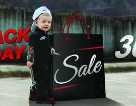 #202 for banner for Black Friday sale af Ganeshgs99