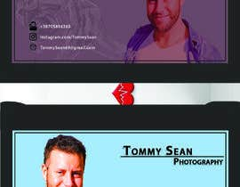 #252 for Business card for a Photographer by MrRobinBD