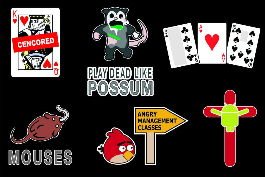 Design 4 funny t-shirts for streetshirts.com için 56 numaralı Yarışma Girdisi