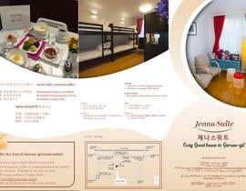 cuongdhqb tarafından 25$ for creating three fold brochure for Jenna Suite Guesthouse! için no 4