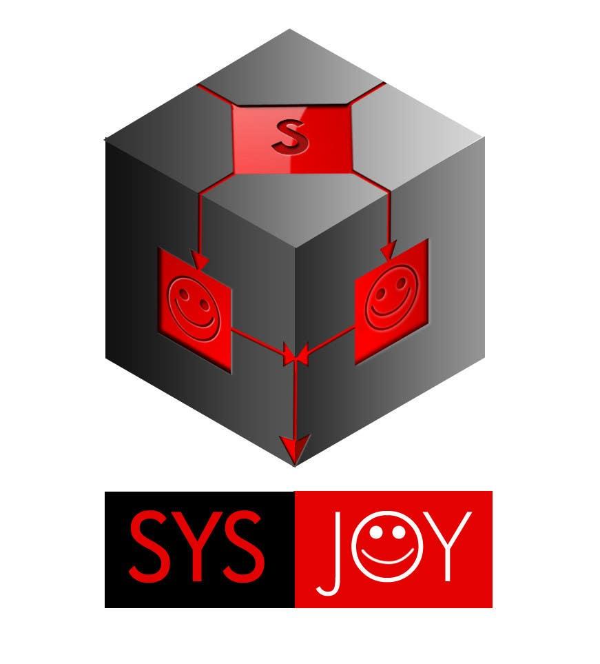Kilpailutyö #83 kilpailussa Logo Design for Sysjoy