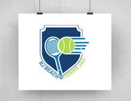 #23 for logo RJ BEACH TENNIS JAÚ by Alax001