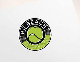 #10 for logo RJ BEACH TENNIS JAÚ by dexignflow01