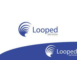 #75 para Logo Design for Looped Services por ganeshnachi