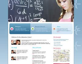 #18 dla Website Design for Educa Tutors przez ravijoh