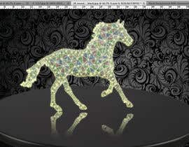 #5 untuk Graphic Design for a unique Horse Statue. oleh FatimaZ1