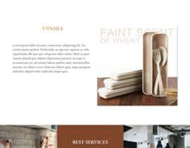 #25 for Cool Website Design for Store by shiplurahman