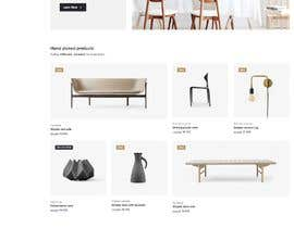 #71 for Cool Website Design for Store by PakTechnoSoft