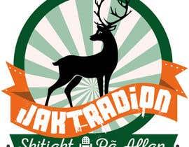 #41 untuk Bespoke Logo Design for Podcast about Hunting oleh Zsuska
