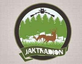 #48 untuk Bespoke Logo Design for Podcast about Hunting oleh aaloksoni