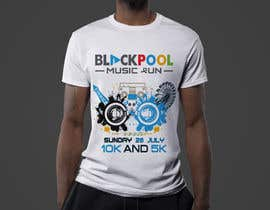 #14 for Tee Design for Fun Run in Blackpool by Rakibul0696