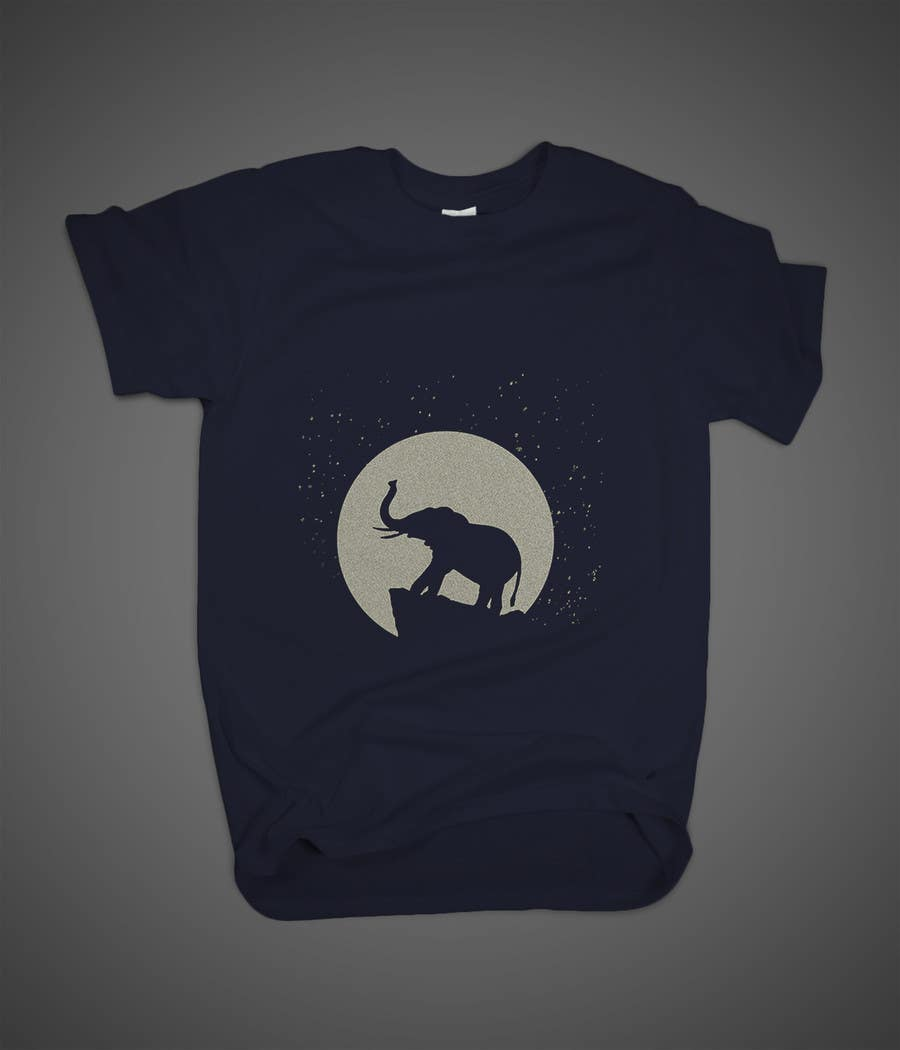 2069a7226 Entry  5 by ThakkarPunit for Design a T-Shirt for BH Clothing 2 ...