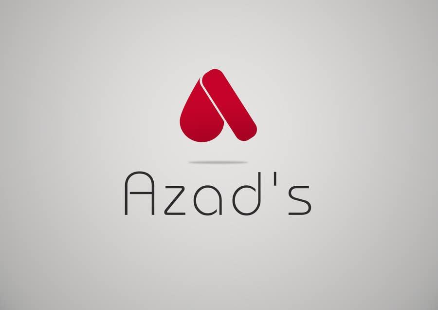 Penyertaan Peraduan #130 untuk Logo Design for Azad's