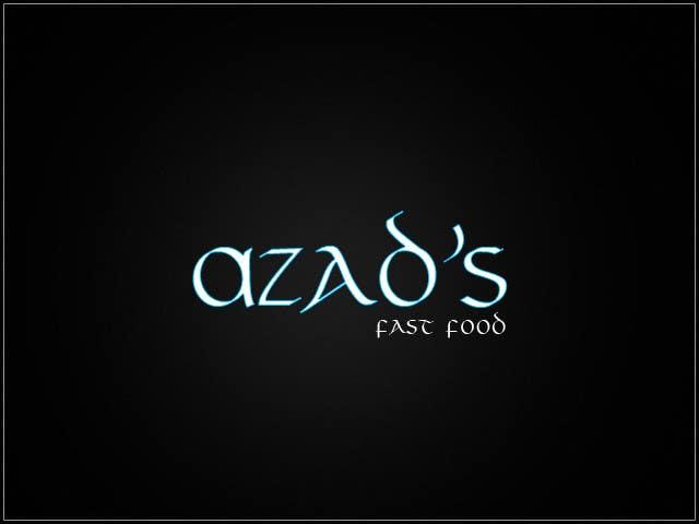 Penyertaan Peraduan #20 untuk Logo Design for Azad's