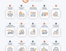 #24 for Need 16 Vector Icons for Construction/Equipment categories af iWebSolutions9