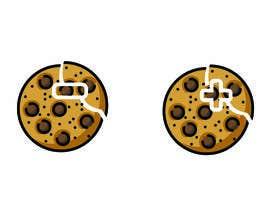 #42 cho Create 2 SVG icons for website in shape of cookie bởi morshedulkabir