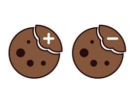 #20 cho Create 2 SVG icons for website in shape of cookie bởi bojan33