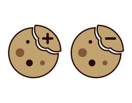 #23 cho Create 2 SVG icons for website in shape of cookie bởi bojan33