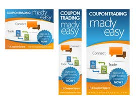 nº 10 pour Banner Ad Design for Coupon Trading par faisalkreative