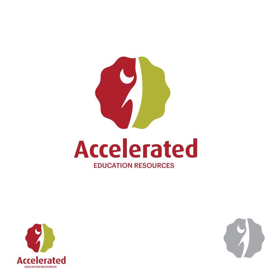Penyertaan Peraduan #                                        4                                      untuk                                         Logo Design for Accelerated Education Resources