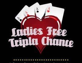 #3 para Projetar um Banner for Poker Tournament Ladies Free por gdjuliana