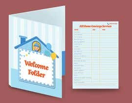 #7 for Design for the Welcome Folder for new home owners by lalan349