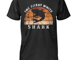 #65 для Graphic Design for Endangered Species - Great White Shark от Gopal7777