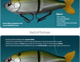 #15 untuk Need Fishing Retail Insert Card Designed oleh aGDal