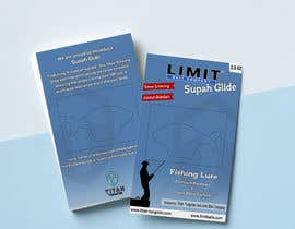 #17 untuk Need Fishing Retail Insert Card Designed oleh Joelsingh98