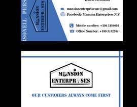 #2 untuk Business Card Design oleh ezo2016