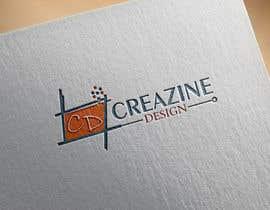 """vallabhvinerkar tarafından Design a Logo for """"Creazine Design"""" için no 62"""