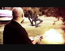 #15 pentru Add Sound and FX ------ 10 second clip  ------------ Add gun shots ----------- Monster scene  ---------  Film de către montyab