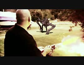 #13 pentru Add Sound and FX ------ 10 second clip  ------------ Add gun shots ----------- Monster scene  ---------  Film de către shamimuzzamanbv
