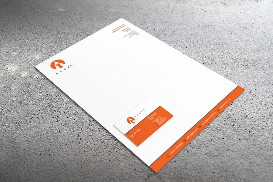 Konkurrenceindlæg #                                        20                                      for                                         Stationery Design and Business Card Upgrade