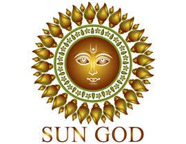 #53 for Logo Image, The SUN GOD by Ripon8606