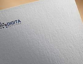#116 for Logo & Name brand for Digita Services by graphicrivar4