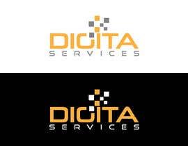 #40 for Logo & Name brand for Digita Services by riddicksozib91