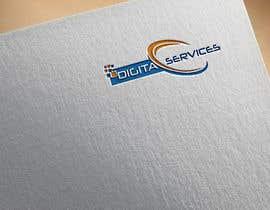 #135 for Logo & Name brand for Digita Services by morningdesign14