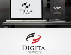 #74 cho Logo & Name brand for Digita Services bởi designutility