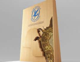 #151 para Design wood trophy por The80