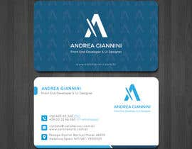 #270 for Andreality business cards by shemulpaul