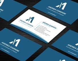 #254 for Andreality business cards by firozbogra212125