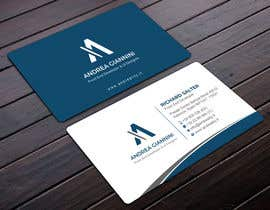#290 for Andreality business cards by Uttamkumar01