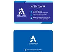 #275 for Andreality business cards by rabiulsheikh470
