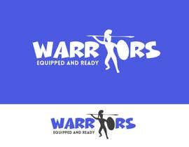 #35 untuk Kids Warrior logo oleh brijwanth