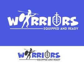 #36 untuk Kids Warrior logo oleh brijwanth